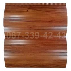Металлический сайдинг 067-339-42-43 под бревно Первомайск | Cайдинг блок-хаус под дерево