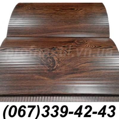 Купить сайдинг металлический под бревно Сосна (шир. 0,35 м)