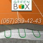 Купить кабельный теплый пол под плитку Green Box  - заказать, цена Винница