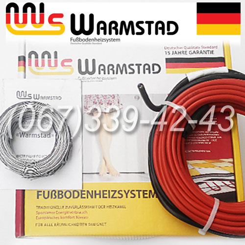 Теплый пол Warmstad (кабель) (1)